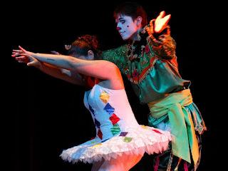 Festival de Dança de Santa Maria - O Palhaço e A Bailarina