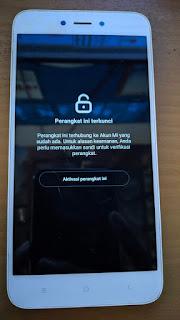 Mi Account Xiaomi Redmi 5A