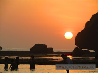 Pantai Nyang Nyang Badung Bali
