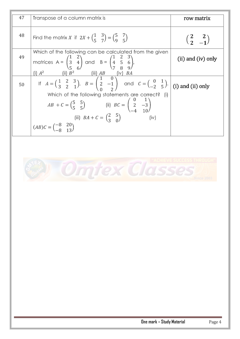 10th-maths-one-marks-study-materials-english-medium