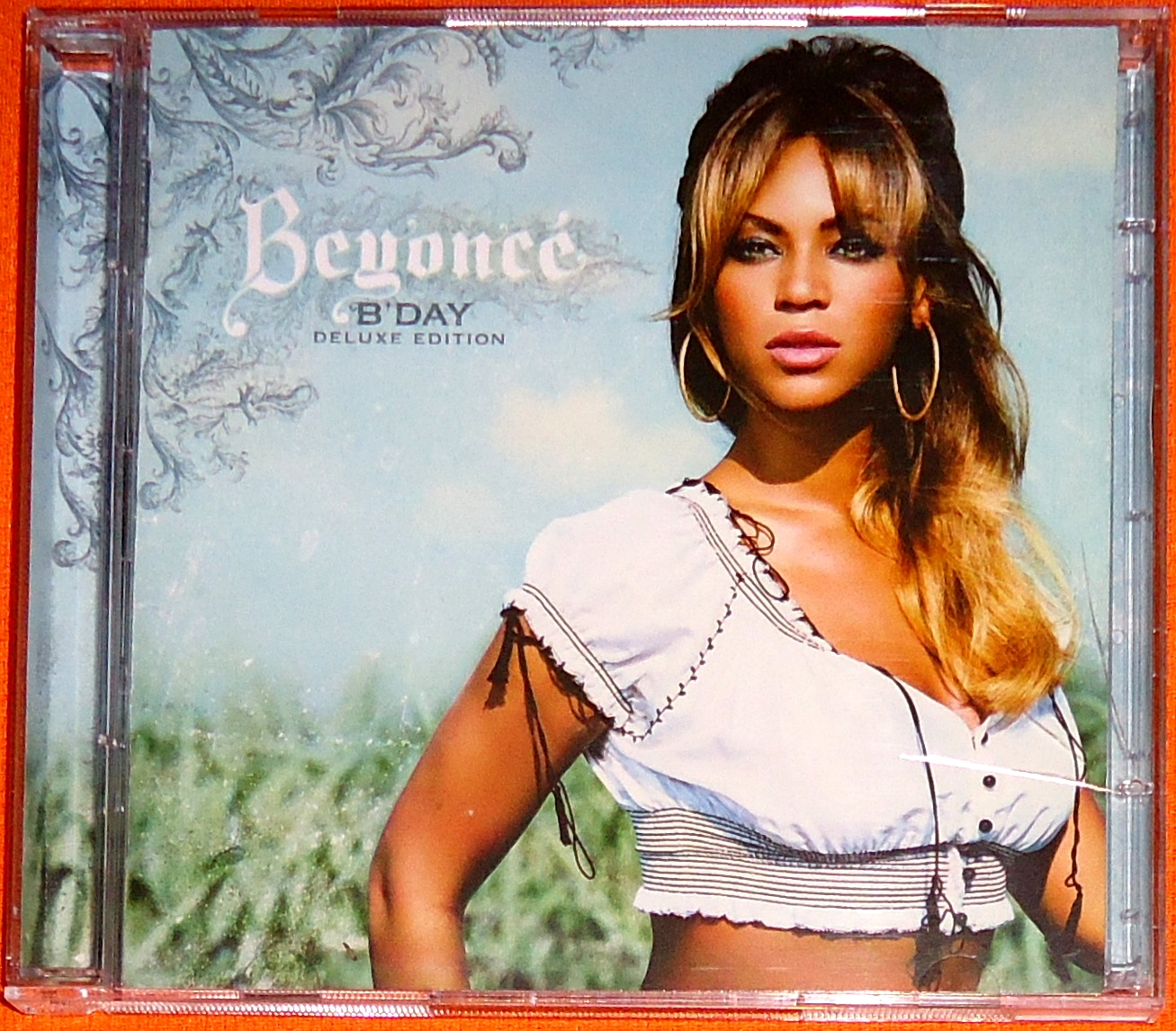 My Collection: Beyoncé » B'Day (Deluxe Edition) (CD+DVD ...