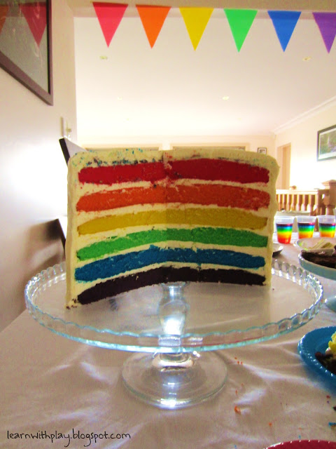 rainbow birthday, rainbow cake, birthday cakes, rainbow party