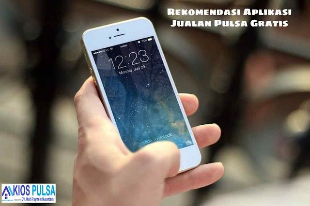 Rekomendasi Aplikasi Jualan Pulsa Gratis
