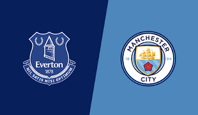 Live Streaming Everton vs Manchester City EPL 29.9.2019