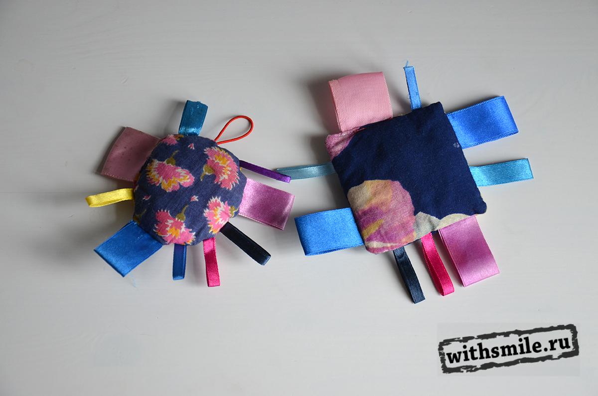 Тактильные игрушки, мешочки, погремушки, до года, своими руками, для малышей