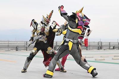 Kamen Rider Saber Episode 36 Preview