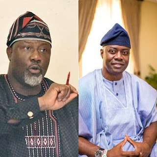Dino Melaye Finally Speaks About Seyi Makinde's Victory at the Supreme Court