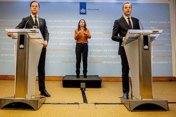 هولندا تعلن دخول البلاد في موجة ثانية من جائحة كورونا