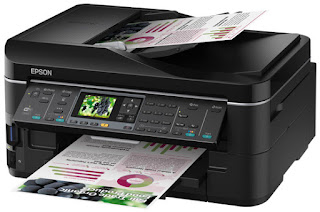 Download Printer Driver Epson WorkForce 645
