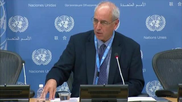 """ONU: El """"acuerdo del siglo"""" de EEUU está condenado al fracaso"""