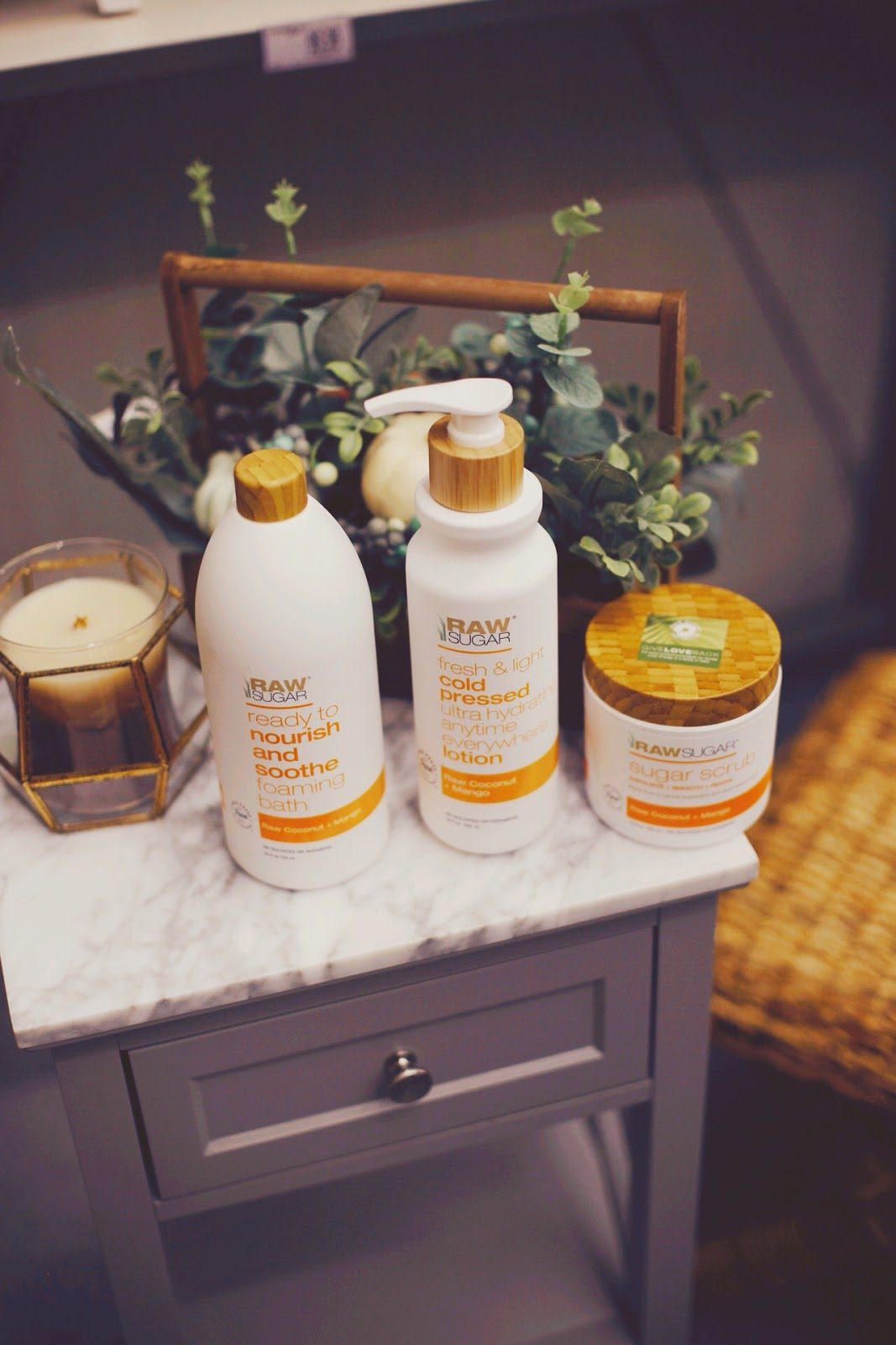 The 5 Clean Beauty Products & Brands You Need to Use - Affordable by Amanda - Raw Sugar Living Body Wash