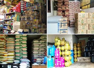 agen beras, minyak goreng, gula, mie instant dll Bandung