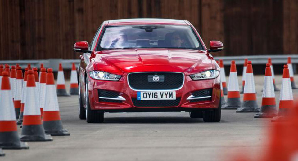 Jaguar To Soon Begin Real-World Autonomous Testing With 100 Cars