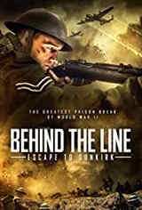 Imagem Behind the Line: Escape to Dunkirk - Legendado
