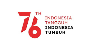 Logo HUT Kemerdekaan RI Ke-76