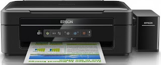 The ideal for home businesses or small office looking for a very good quality and cheap i Epson L365 Free Printer Driver Download