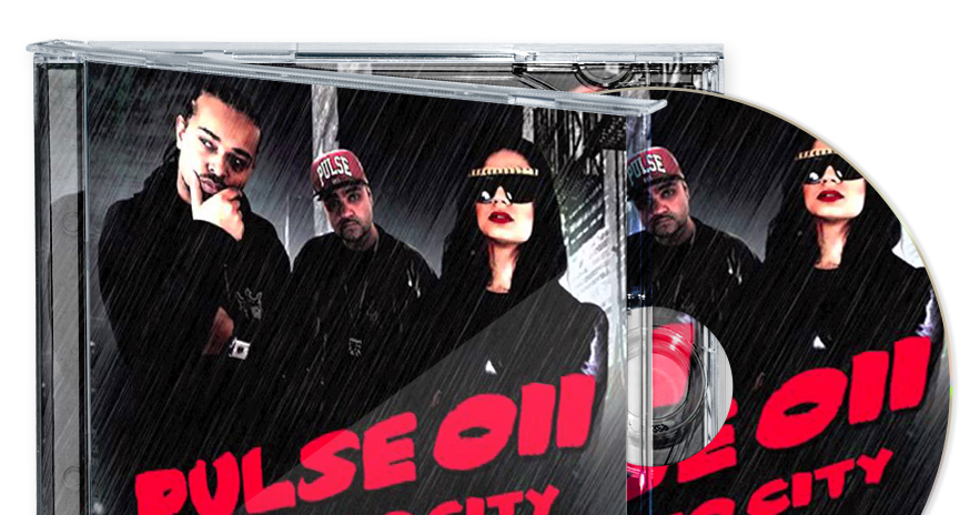 Pulse 011 - Gueto City (2015) - 320 Kbps - Das Antigas