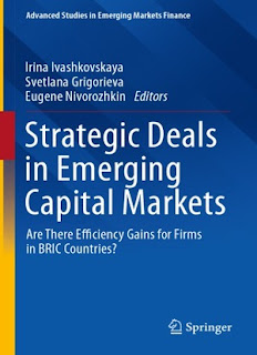 Strategic Deals In Emerging Capital Markets: Are There Efficiency Gains For Firms In BRIC Countries