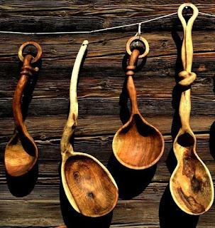 Уникальные деревянные поделки, идеи и узоры