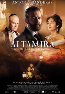 Altamira (2016) Drama con  Antonio Banderas