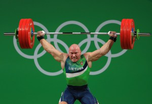 Medalhista de bronze na Rio 2016 testa positivo para anabolizante