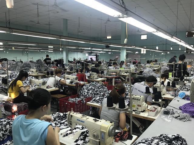 gold garment factory