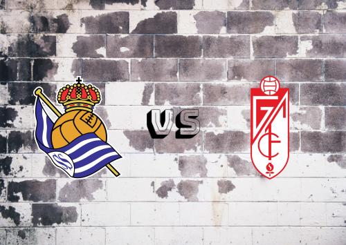 Real Sociedad vs Granada  Resumen