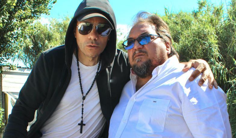 Photo de Barange et Manolo