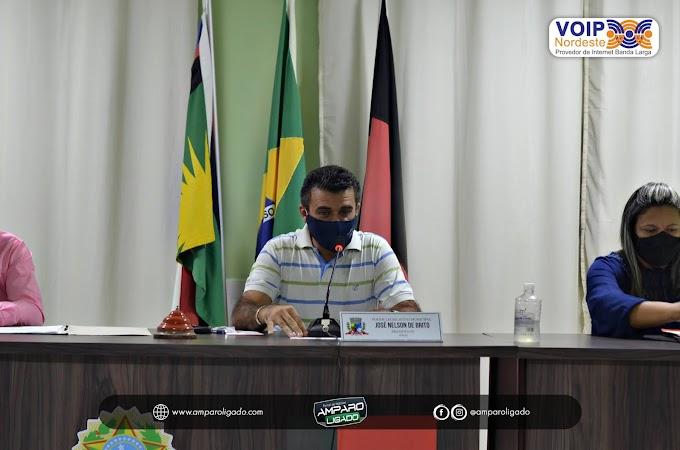 Confira os destaques da Sessão Parlamentar realizada na Câmara de Vereadores de Amparo nessa quinta-feira