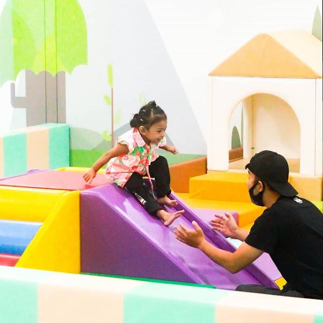Yumain Indoor Playground di Samarinda