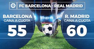 Paston Megacuota Barcelona vs Real Madrid 18 diciembre 2019