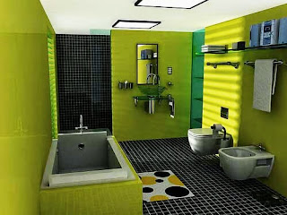 The latest way to design a unique Bathroom Easily