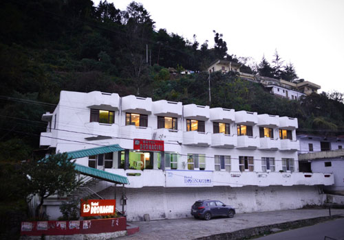 best hotels in auli uttarakhand