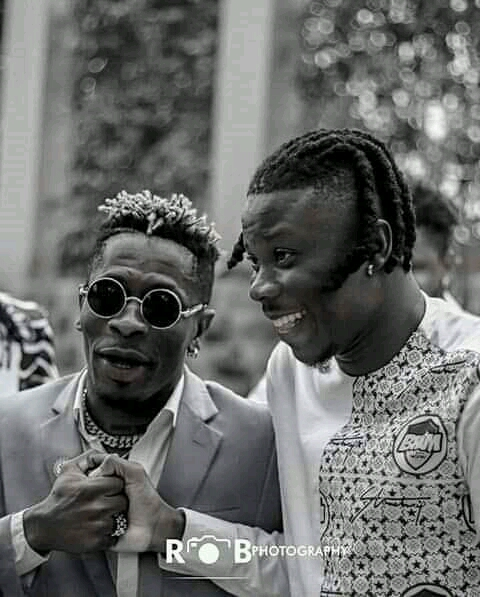 Shatta Wale writes an emotional letter to Stonebwoy