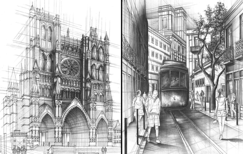 00-Marlena-Kostrzewska-Interior-Design-and-Architecture-in-Pencil-Drawings-www-designstack-co