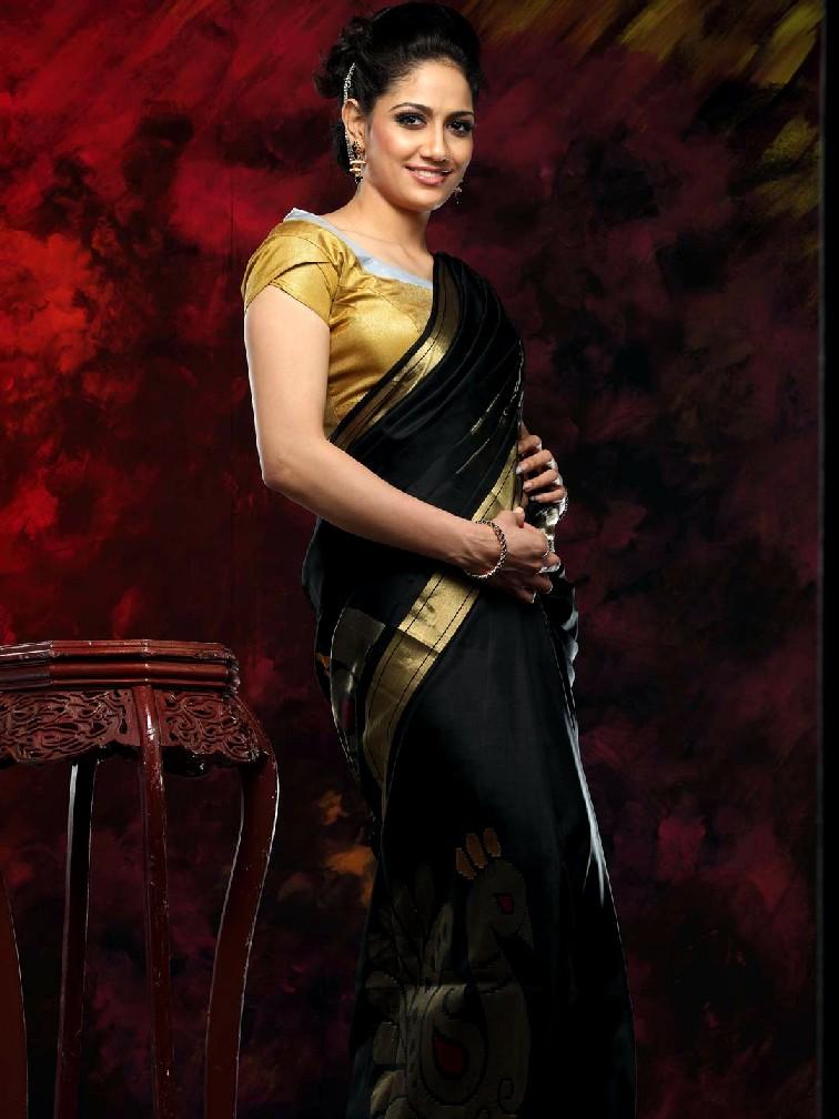 New Fashion Lay Latest Fashion Trend: Latest Kalyan Silk Saree Collection 2013   Stylish Party ...