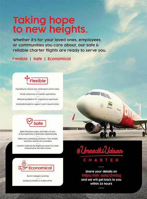 AirAsia charter