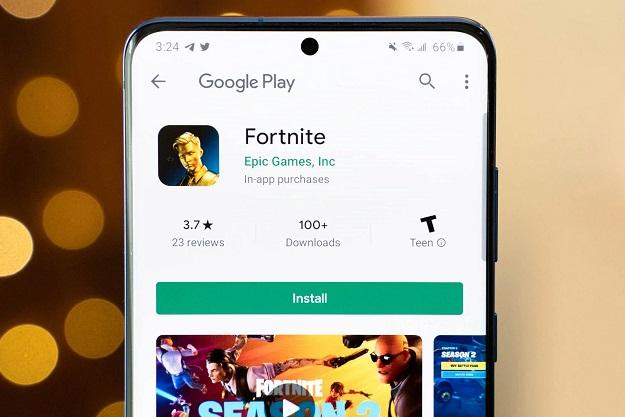 Fortnite - Το επικό παιχνίδι τώρα διαθέσιμο για κινητά μέσω Google Play