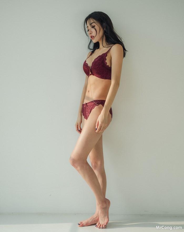 Image Korean-Model-An-Seo-Rin-012018-MrCong.com-012 in post Người đẹp An Seo Rin trong bộ ảnh nội y tháng 01/2018 (153 ảnh)