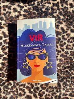 """""""Vir"""" Aleksandra Tabor, fot. paratexterka ©"""