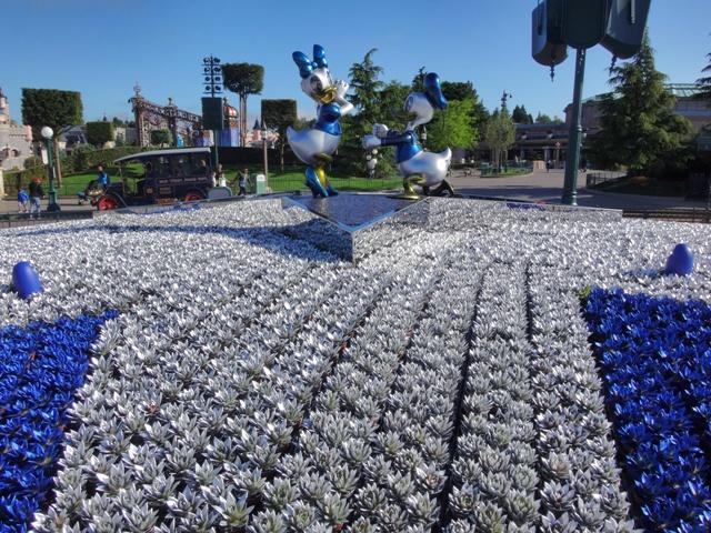Los parques lucen preciosos con la nueva decoración