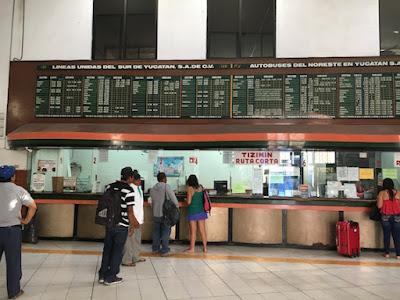 Terminal de bus Noreste à Mérida