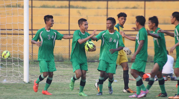 Persiapan Liga 2, PSMS Medan Tantang PS TNI