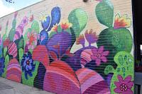 Mitchell Street Art   Leigh Walker & GraffikPaint