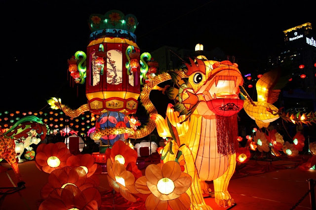 Mid-autumn festival celebrated in Hoi An since 14th century