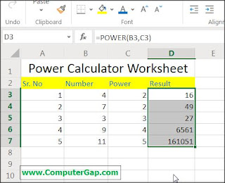 How to copy formula in Excel Online