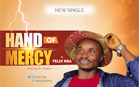 Hand Of Mercy - Felix Nsa
