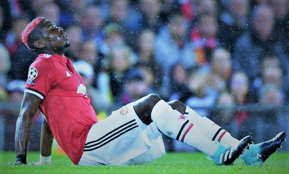 Pogba Expresses Frustration Over Injury