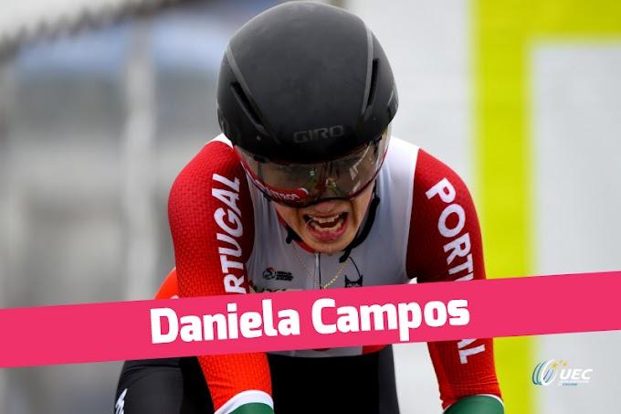 Daniela Campos será stagiaire con el Bizkaia - Durango y correrá con ellos hasta 2022