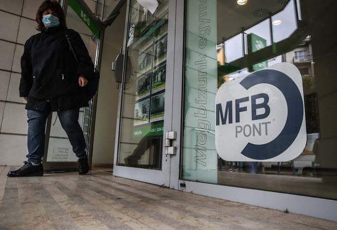 Hétfőtől igényelhető a kamatmentes gyorskölcsön az MFB Pontokon